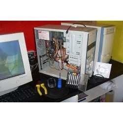 reparación de computadoras laptops todas las marcas garantia