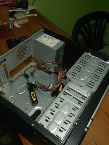 reparacion de computadoras pc lapto a domicilio