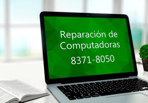 reparación de computadoras y laptop sabana tibas a domicilio