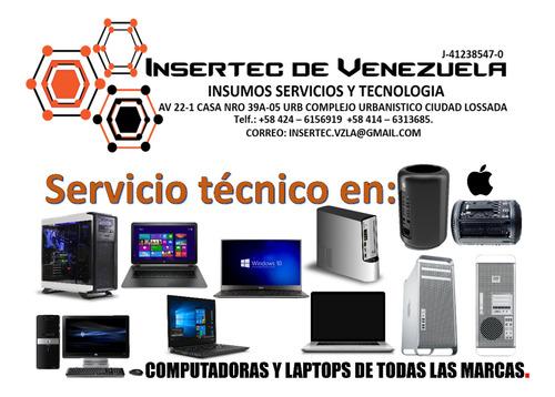 reparacion de computadoras y laptops atencion a domicilio