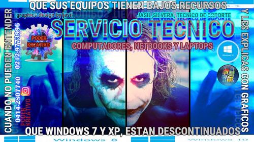 reparacion de computadoras y laptops (precio final)