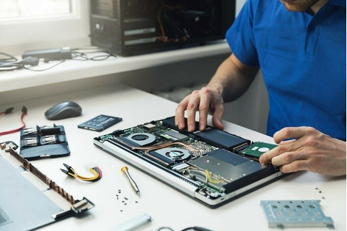 reparación de computadoras y portátiles