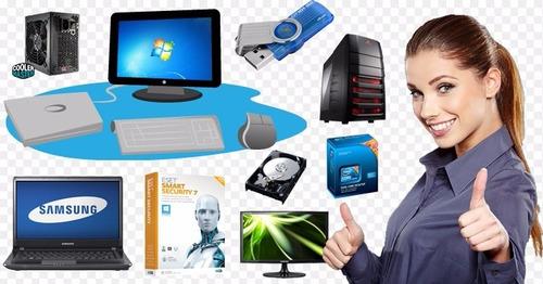 reparación de computadoras,monitores,laptop.