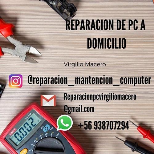 reparacion de computadores a domicilio