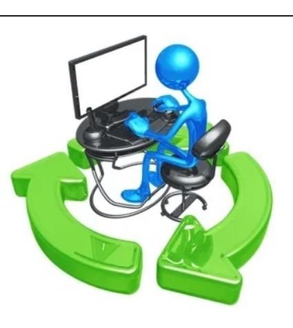 reparación de computadores  actualización de software