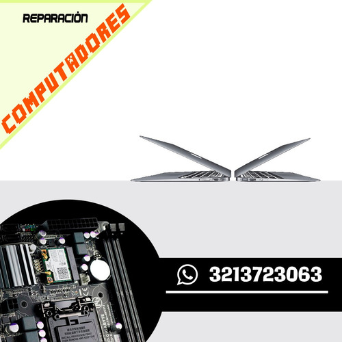 reparación de computadores - mantenimiento preventivo.