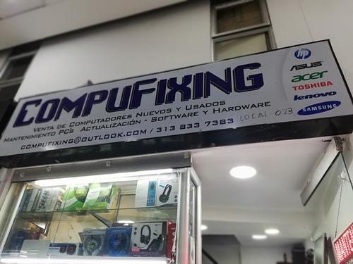 reparación de computadores portátiles