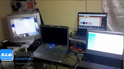 reparacion de computadores y notebooks a domicilio