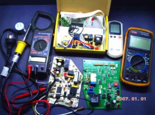 reparacion de control remoto de aire acondicionado venta