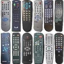 reparación de control remoto de directv, tv y otros