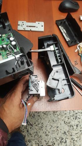 reparación de controles