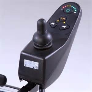 silla de ruedas joystick