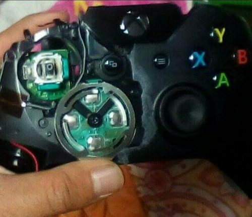 reparación de controles xbox 360, xbox one, play station 4
