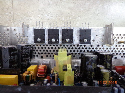 reparación de cornetas amplificada