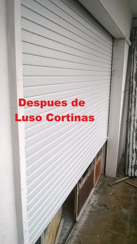 reparacion de cortinas de enrollar, persianas, motores