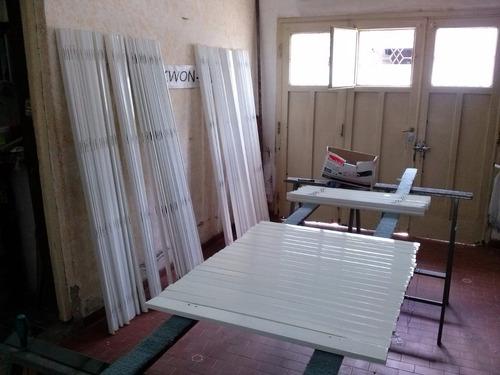 reparación de cortinas ,madera,pvc, aluminio cortinasrichard