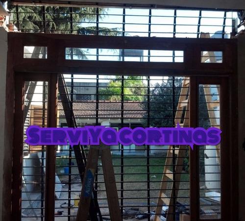 reparacion  de cortinas metálicas  24hs