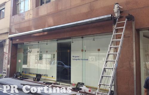 reparación de cortinas metálicas - urgencias las 24 hs