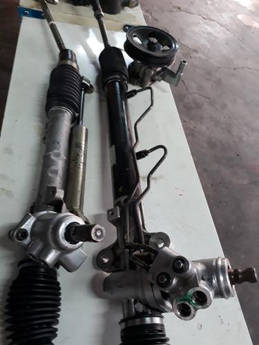 reparacion de cremalleras de direccion hidraulica,electricas