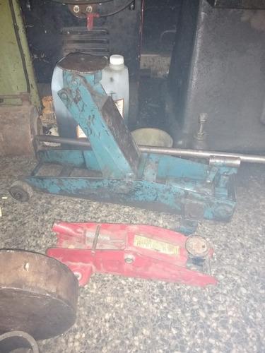 reparación de criques, prensas, guinches plumas, espansores,