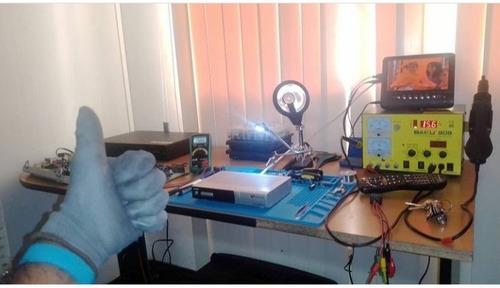 reparacion de decodificadores movistar, simple tv y drtv