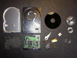 reparacion de discos rigidos - recuperacion de datos