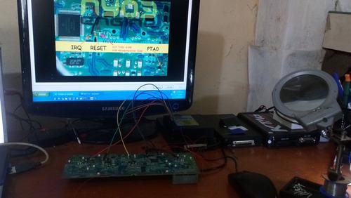 reparacion  de ecu computadora de inyeccion -modulos elec-