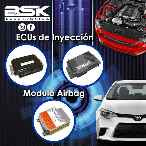 reparación de ecu  reseteo airbag