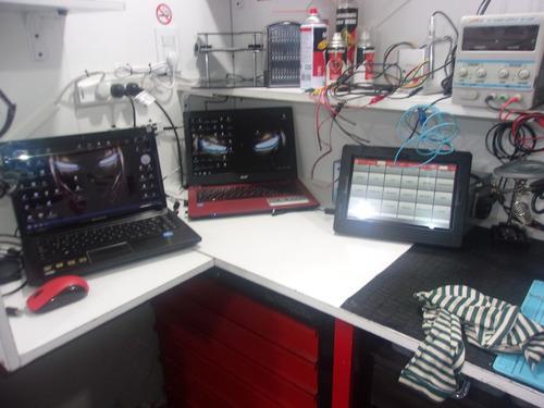 reparacion de ecus y cursos de electronica