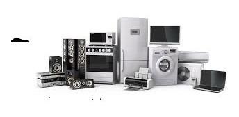 reparación de electrodomésticos  en gral electricidad gral