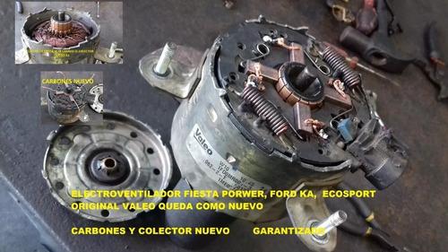 reparación de electroventilador