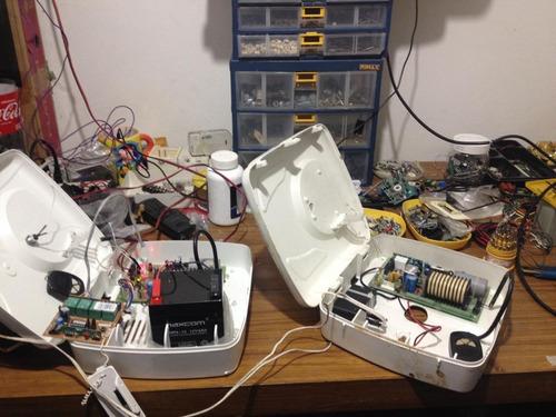 reparación de energizadores para cercos electricos