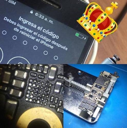 reparación de equipos apple (iphone, ipad, tristar, u2...)