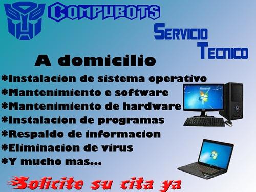 reparación de equipos de computación y mantenimiento prevent