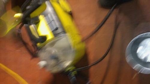 reparación de equipos de limpieza