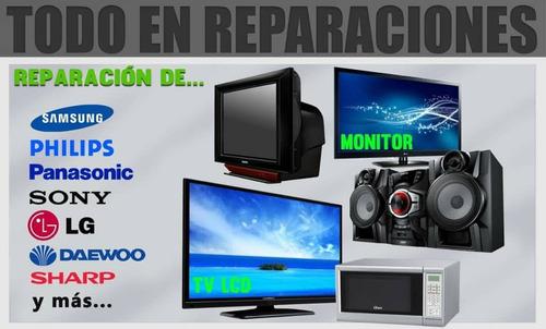 reparación de equipos electrónicos
