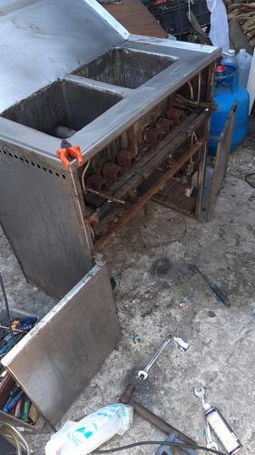 reparación de estufas y calefactores. service.