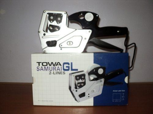 reparacion de etiquetadoras towa y sato