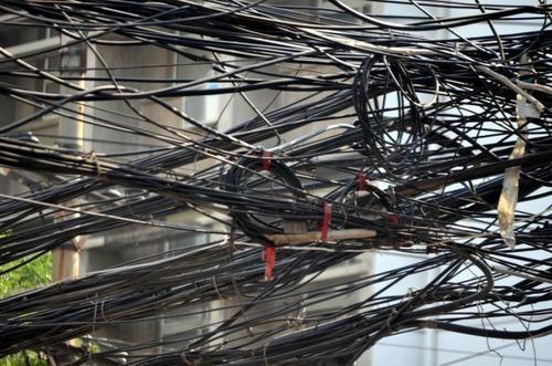 reparación de fallas internas de líneas telefónicas!