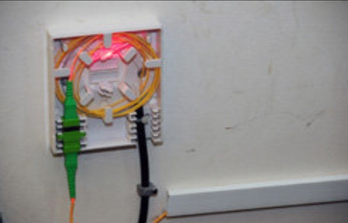 reparación de fibra óptica antel cableados mejora wifi wi-fi
