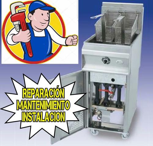 reparacion de freidoras automaticas gastronomicas