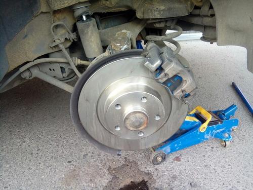 reparación de frenos y rectificados de discos a domicilio