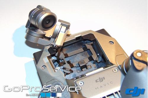 reparación de gimbal phantom 3-4 pro, mavic pro - air - dji