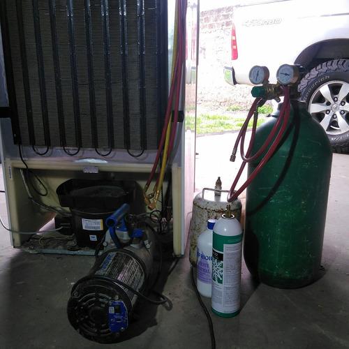 reparacion de heladeras, aires acondicionados, instalaciones