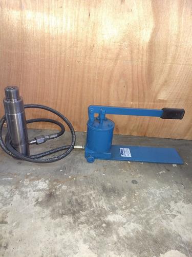 reparación de hidráulicos, prensas,criques,zorras.