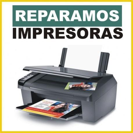 reparacion de impresoras a domicilio