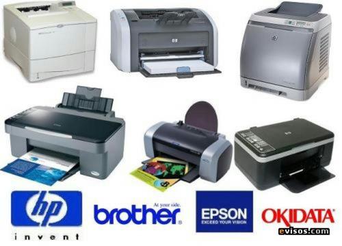 reparacion de impresoras en domicilio
