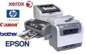 reparación de impresoras láser hp, epson, brother, canon