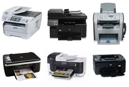reparación de impresoras, pc de escritorio, laptop, monitore