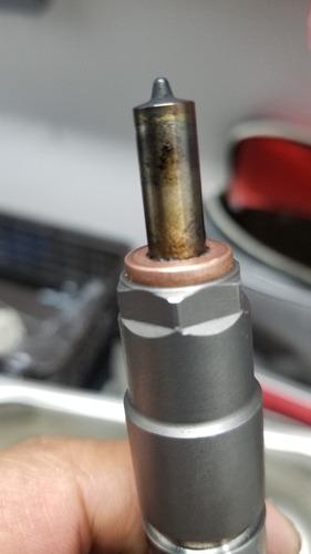 reparacion de injectores diésel
